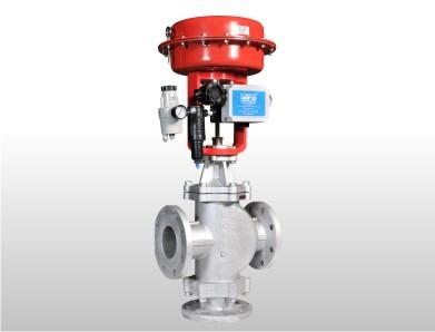 Pneumatic control valve pneumatic actuators pneumatics pneumatic 22 32 way pneumatic diaphragm operated modulating type control valve low temperature ccuart Choice Image